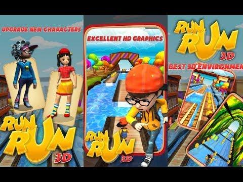 Thumbnail for Run Run Run Game