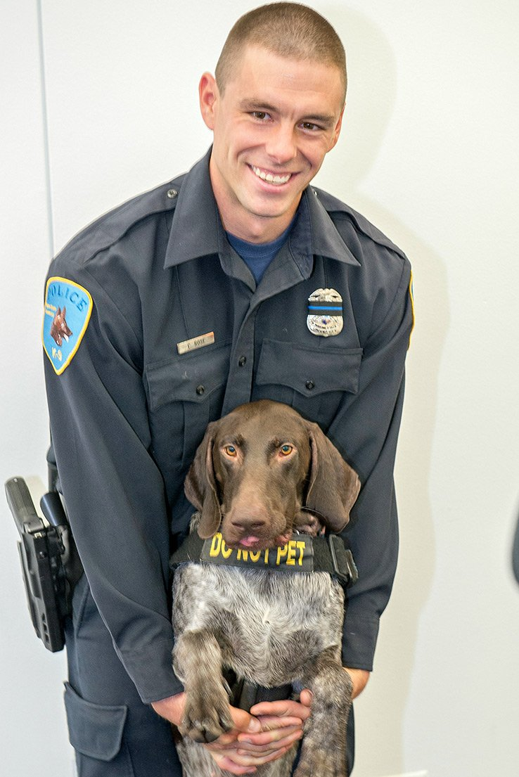 The #WayneState community grieves the loss of Officer Collin Rose https://t.co/dieO5uraTa https://t.co/fzw7SasjgF