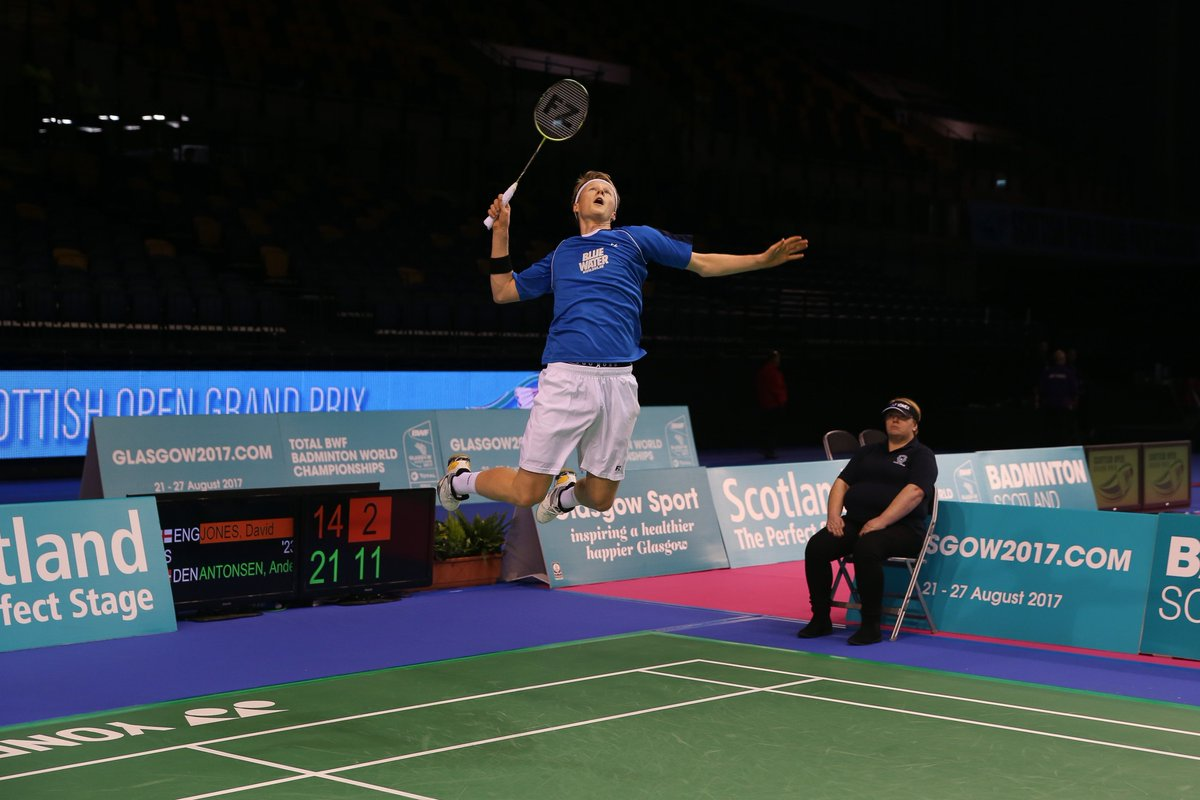 "Mark Phelan on Twitter ""Jump Smash from Anders Antonsen during"