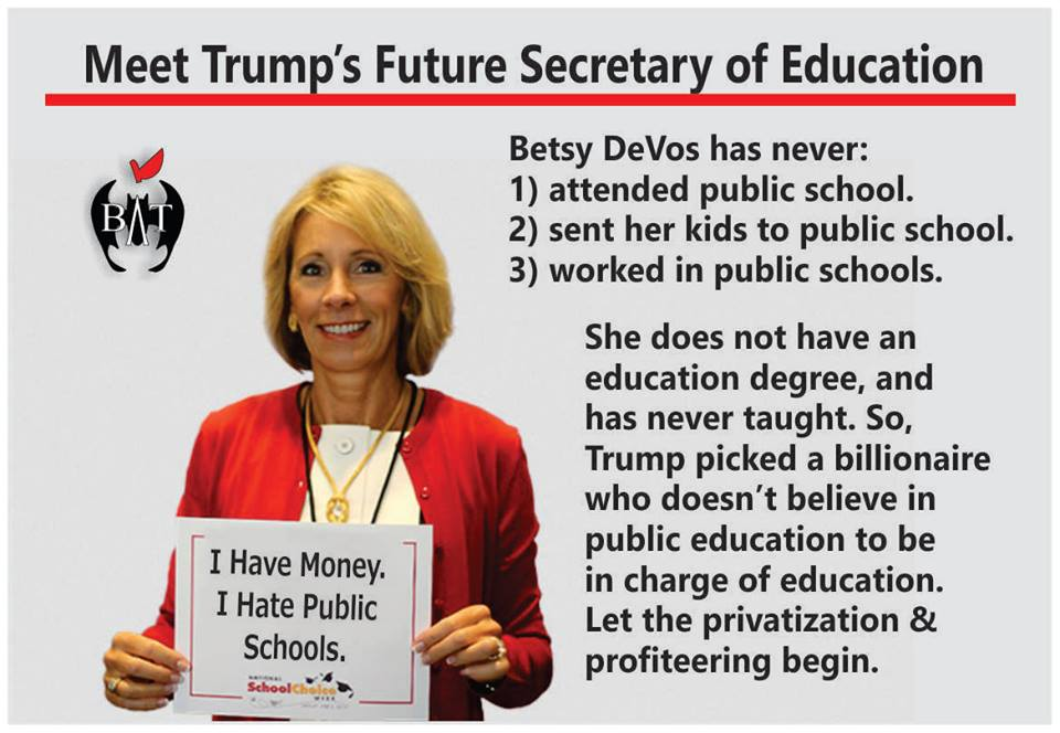 news education what trump presidency means americas public schools