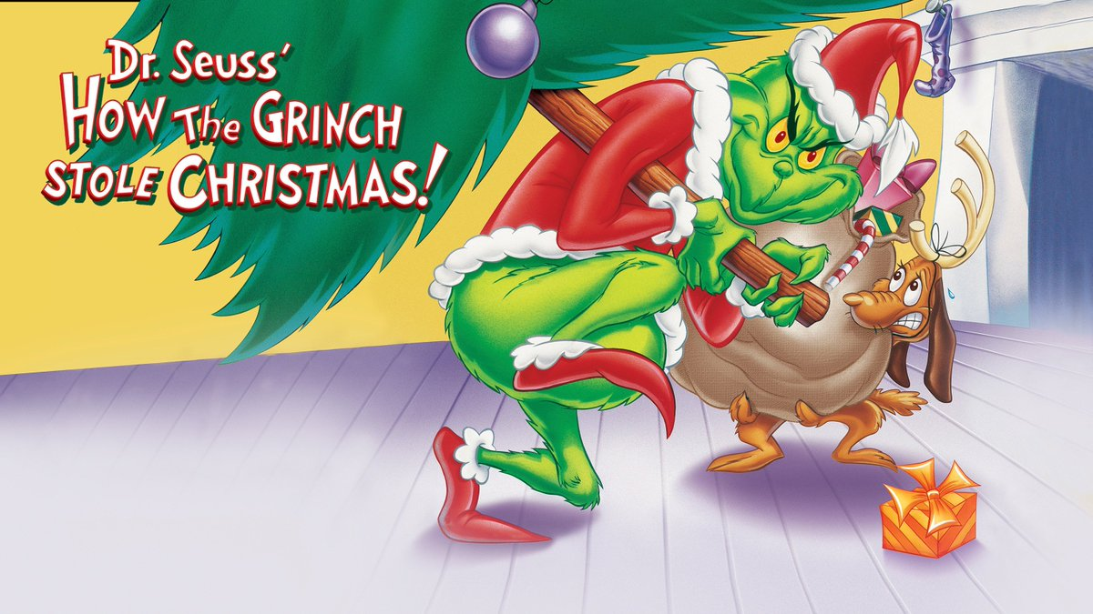 How Murray Saved Christmas.Nbc Entertainment On Twitter Catch Dr Seuss How The