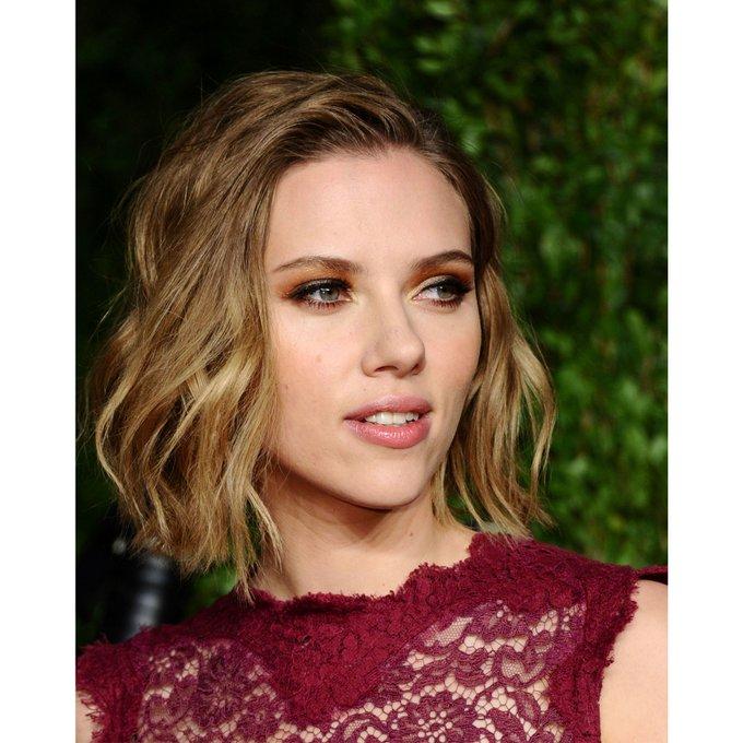 Scarlett Johansson's Best Beauty Moments