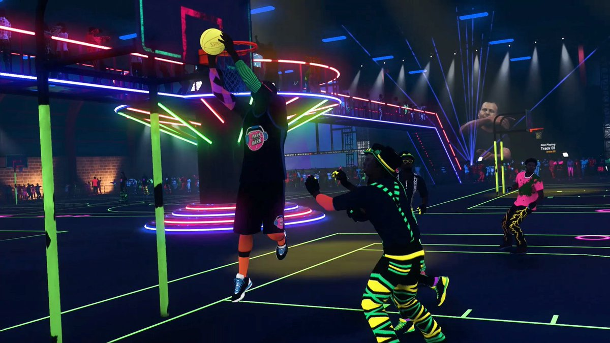 Nba 2k20 On Twitter Park After Dark Launches In 4 Days