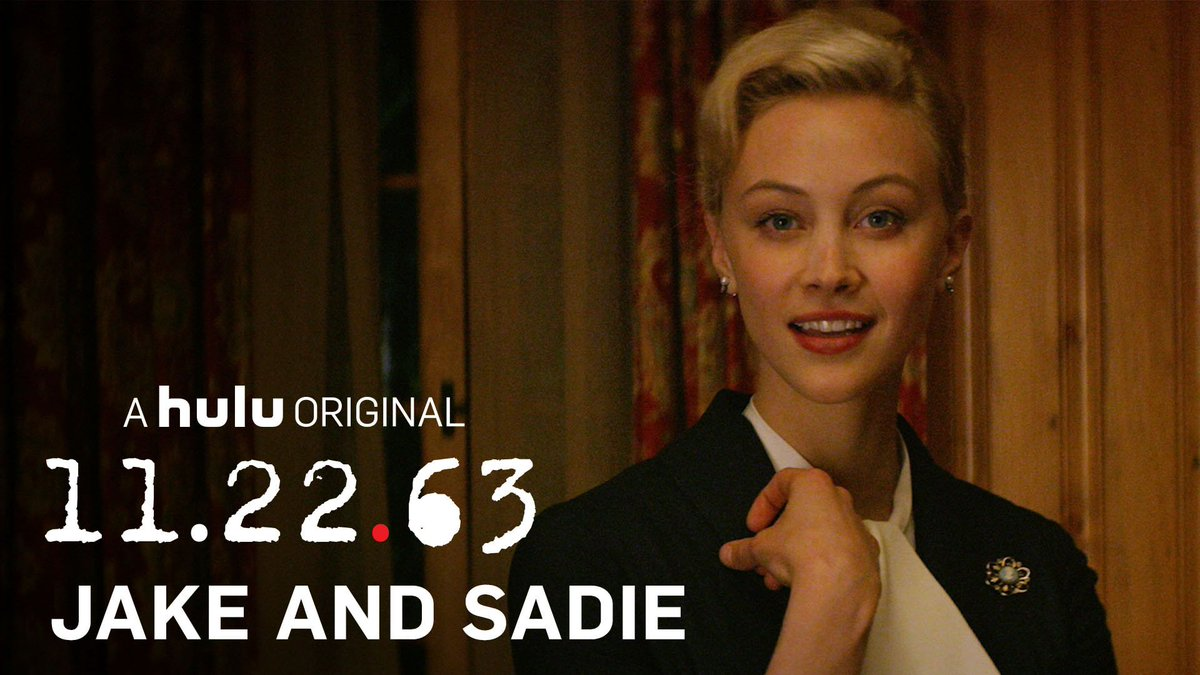 Go back for Jake & Sadie. Relive the romance of #112263onHulu https://t.co/SyPEik8Rw3 https://t.co/OX2oYxIyJi