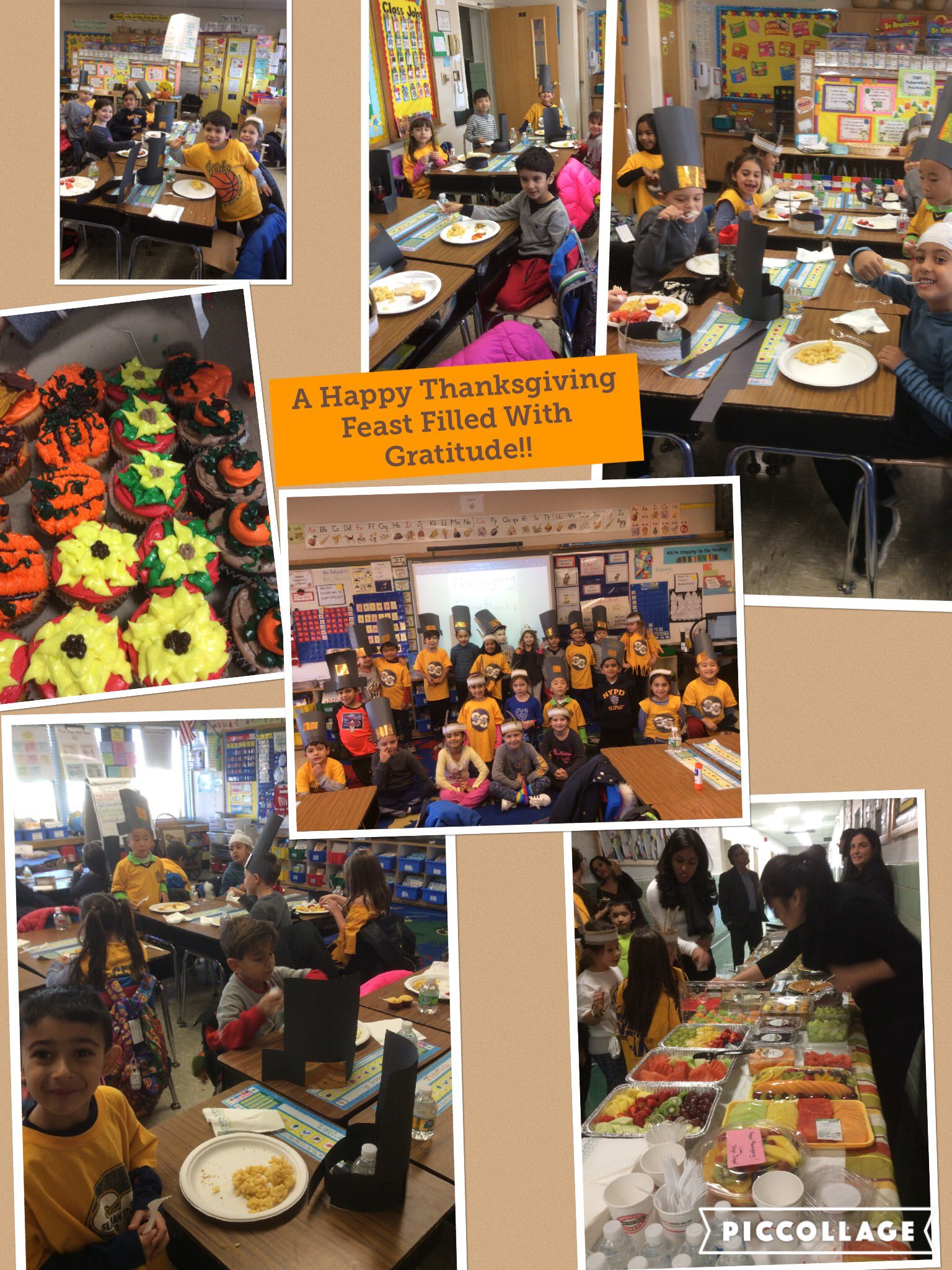 A Happy Thanksgiving Feast Filled With Gratitude!! #seamanstrength @Ivysherman https://t.co/8YNKq2joHf