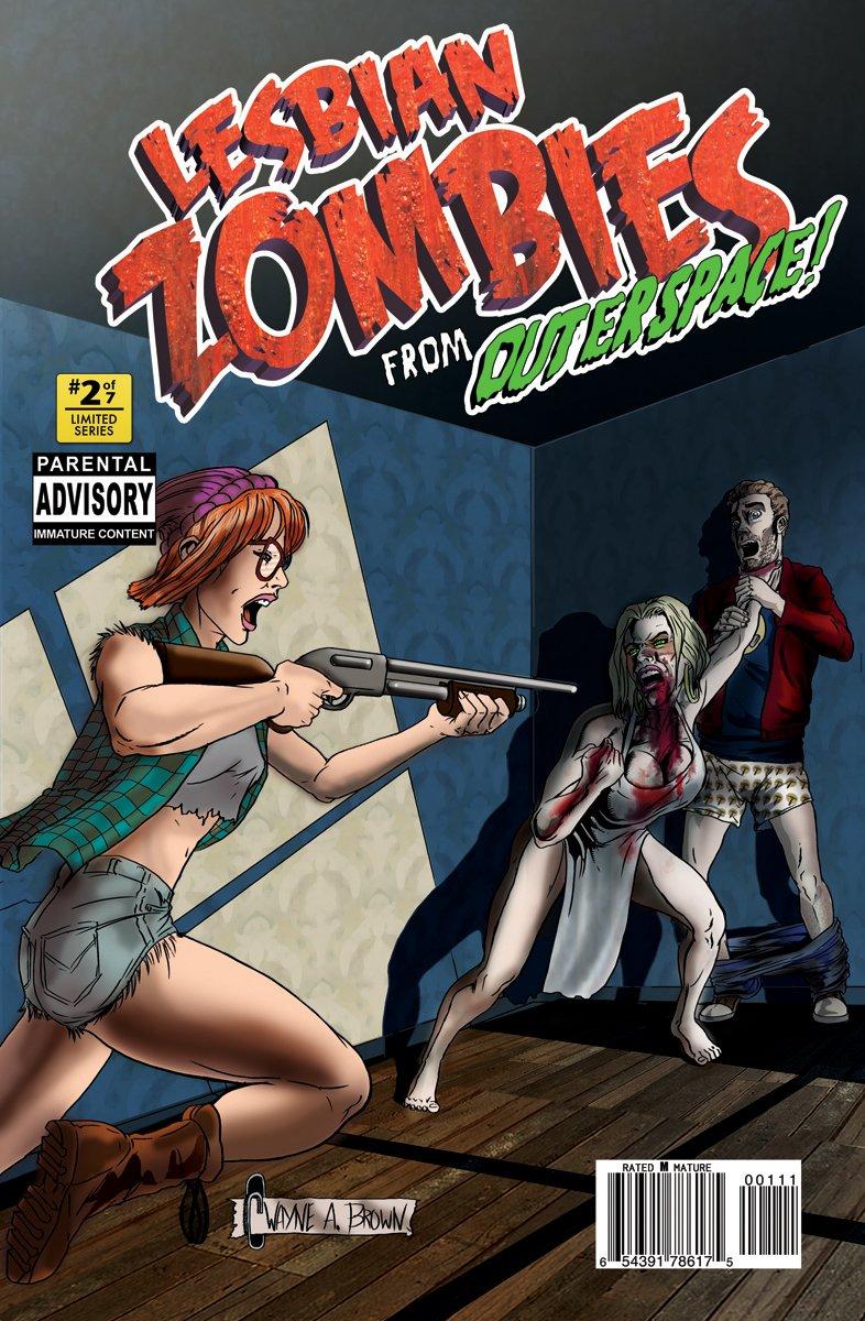 Zombie Lesbian 7