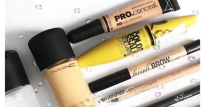 Makeup mistakes my teenage self is guilty of!