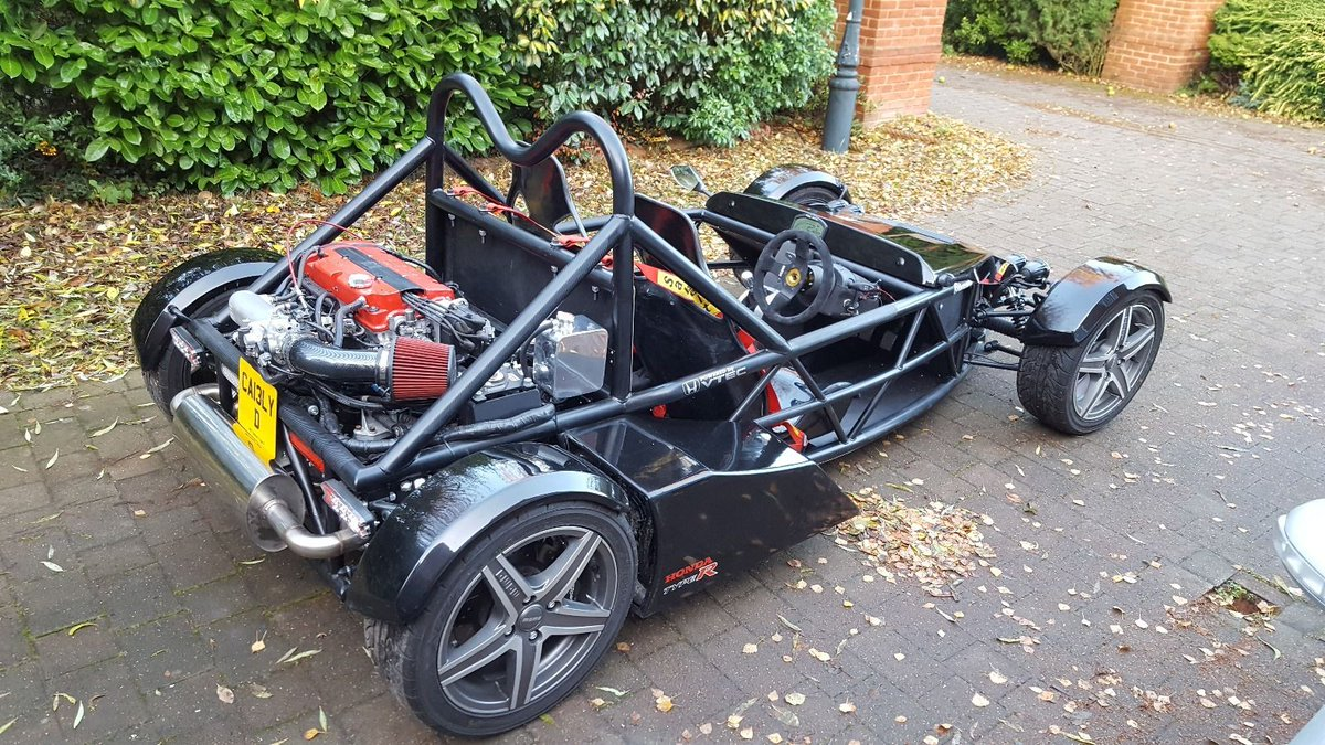 Project Cars Uk On Twitter Mev Rocket Kit Car With Honda