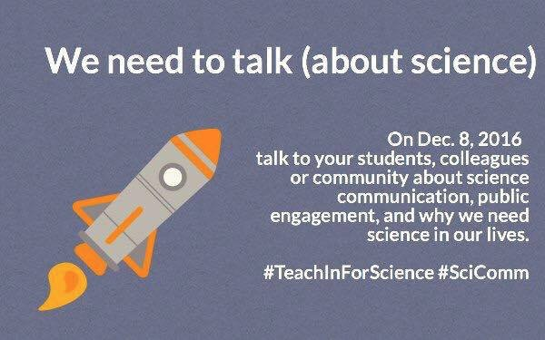 We need to talk. Soon. #TeachInForScience #SciComm (h/t @NightSkyPark) https://t.co/KQ65k5pdwB