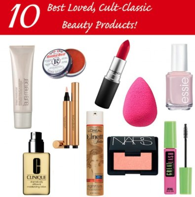 Top 10 Cult-Classic Beauty Products!