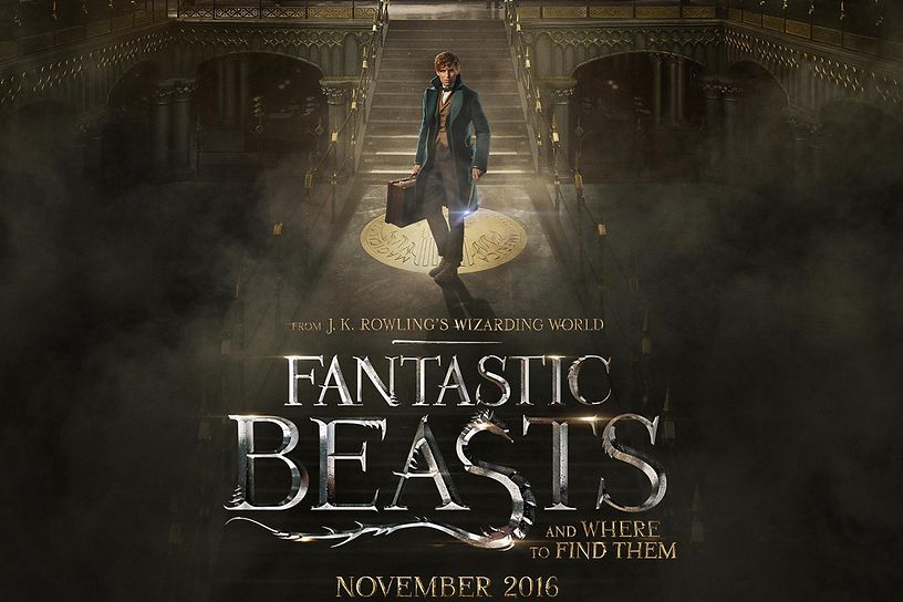 fantastic beasts and where to find them online hd free