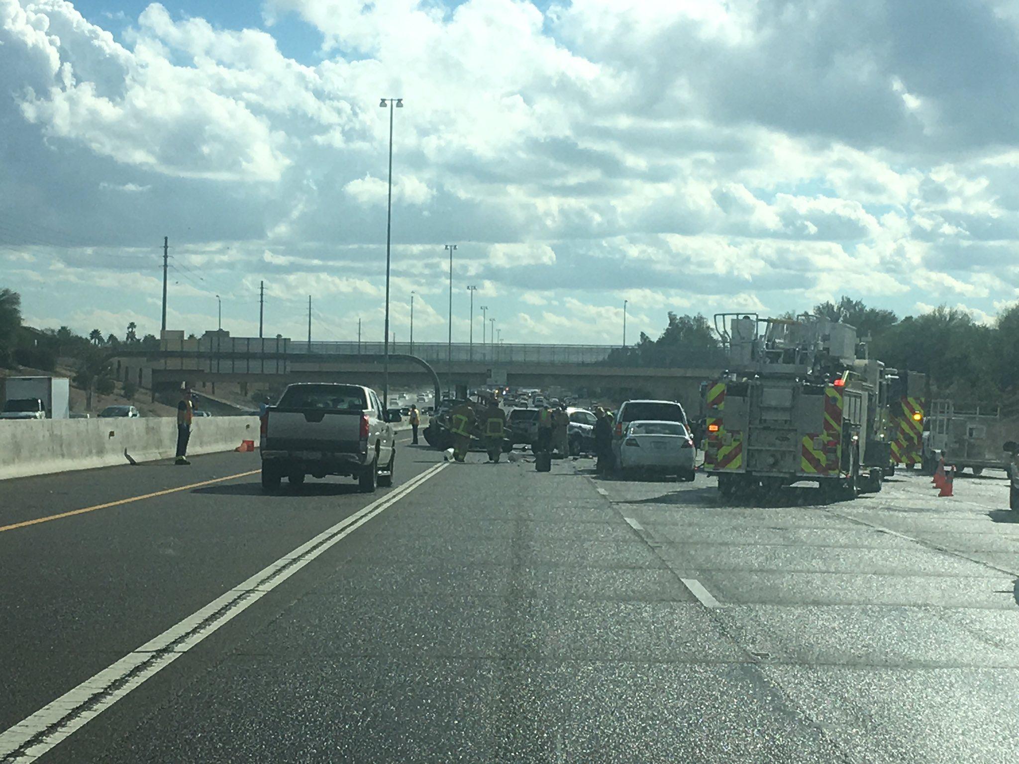 "Gina Maravilla on Twitter: ""Traffic Alert: Bad crash on ..."