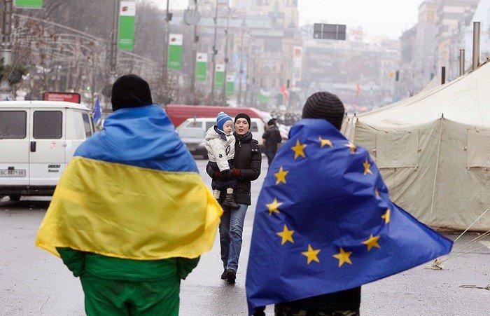 украина вошла в евросоюз