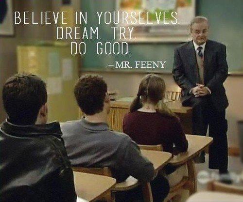 Mr. Feeny