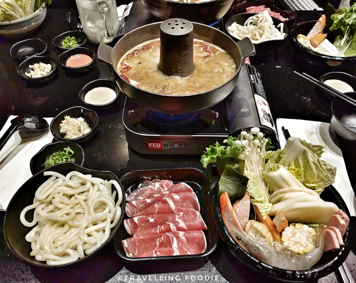 Spicy Mafia Hot Pot Setup