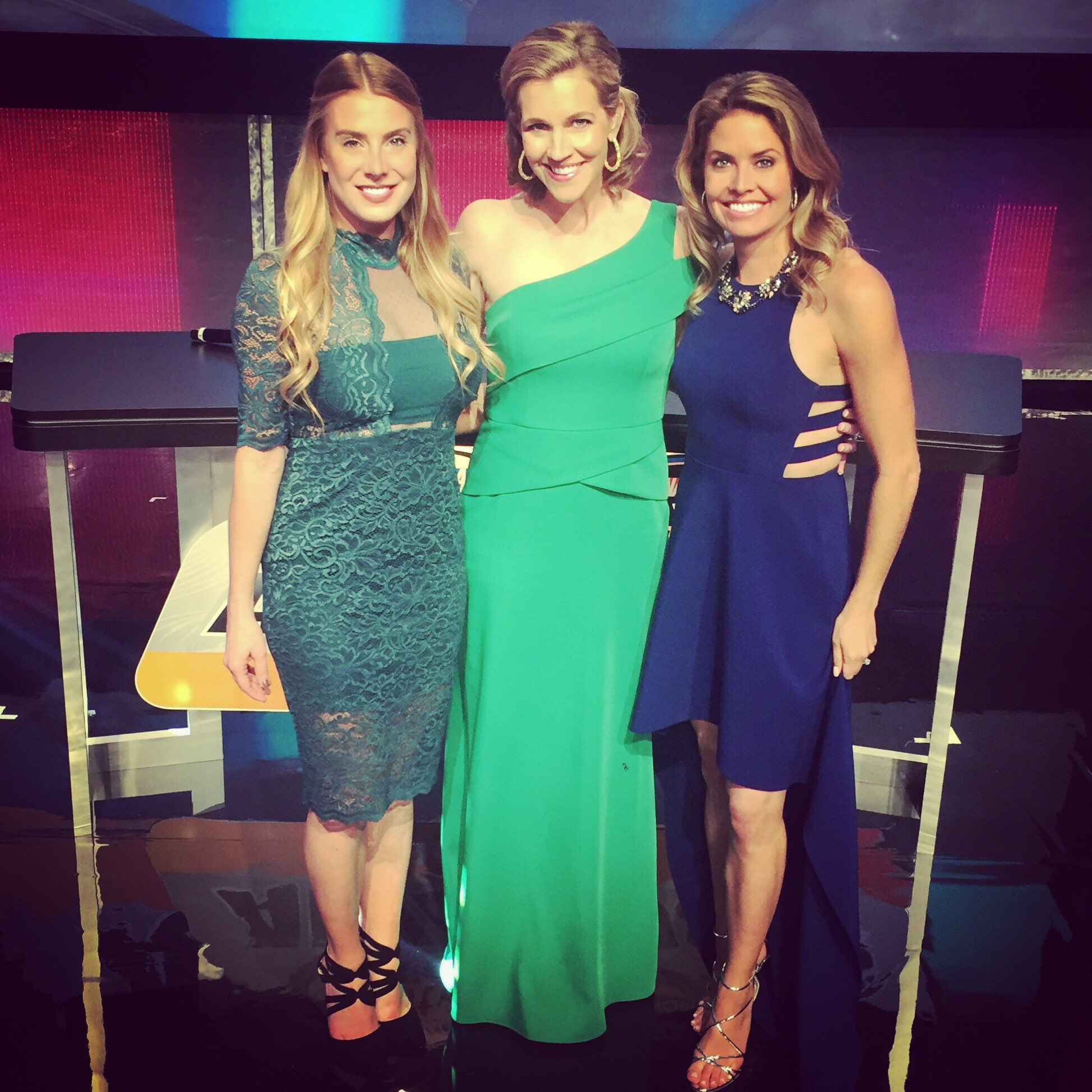 """Kaitlyn Vincie On Twitter: """"Such A Fun Night Co-hosting"""