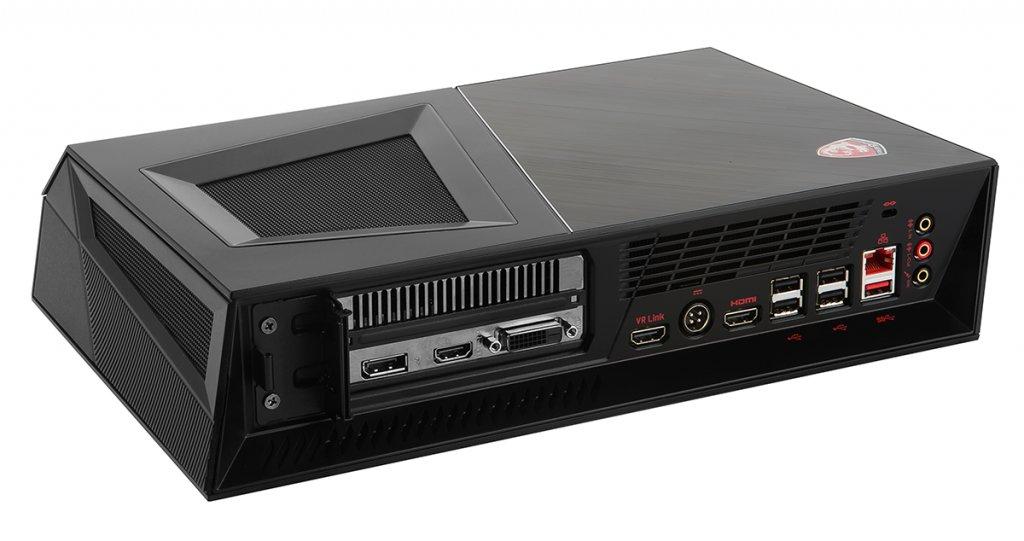 Msi Trident El Pc Para Juegos Ultracompacto Y Compatible Con Vr