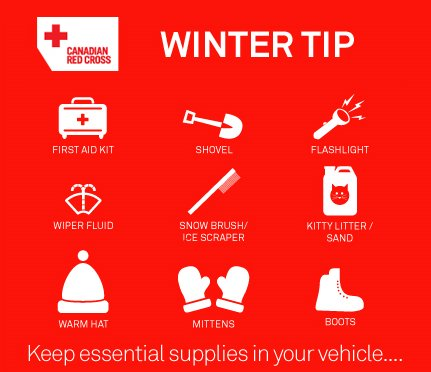 Do you have everything you would need in an emergency in your car? https://t.co/Yc0E3nO2sr