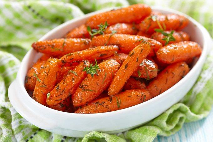 Paleo Inspired Honey Glazed Carrots In The Slow Cooker