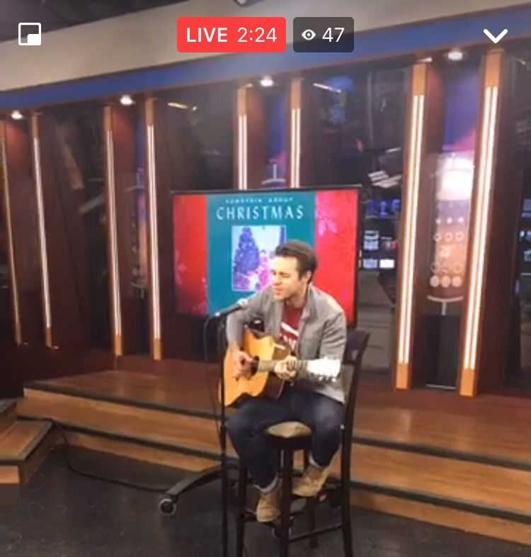 Thumbnail for Kris Allen on Arkansas Morning Shows