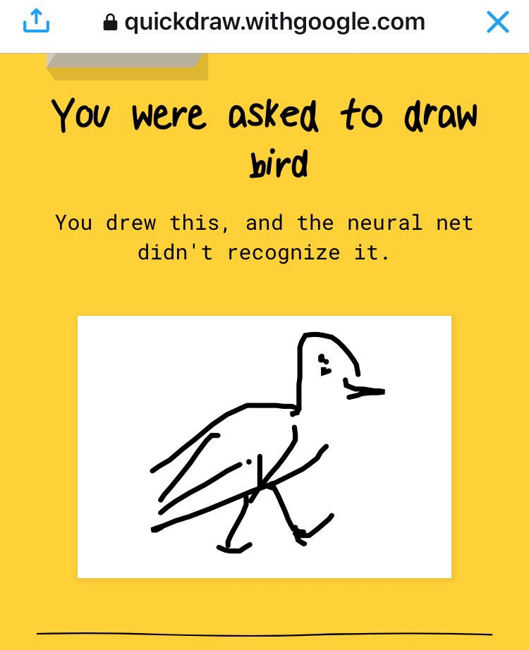 Google On Twitter Whether Your Doodles Are Realistic Or Plain