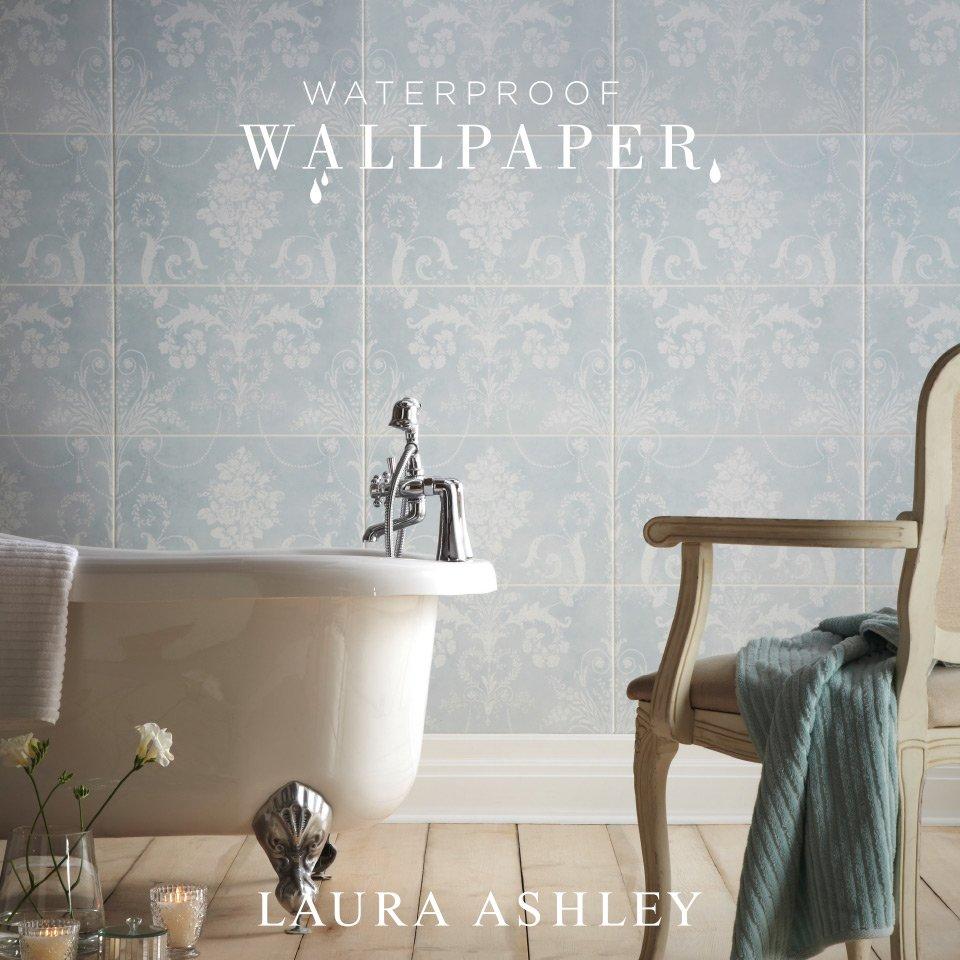 Waterproof Bathroom Walllpaper: British Ceramic Tile (@britceramtile)