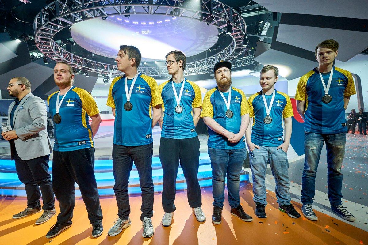 IDDQD for Team Sweden