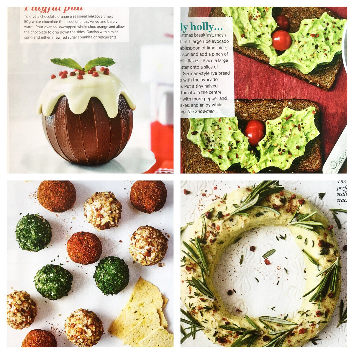 ryan riley on twitter i created these easy and fun christmas food