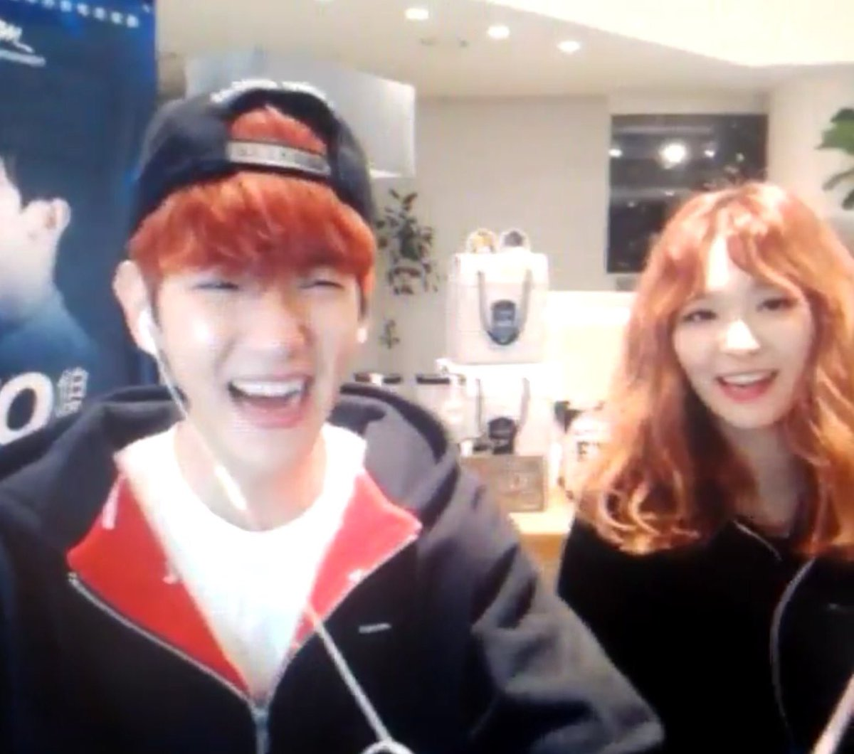 seulgi a baekhyun otázky se zeptat dívky u právě začal chodit