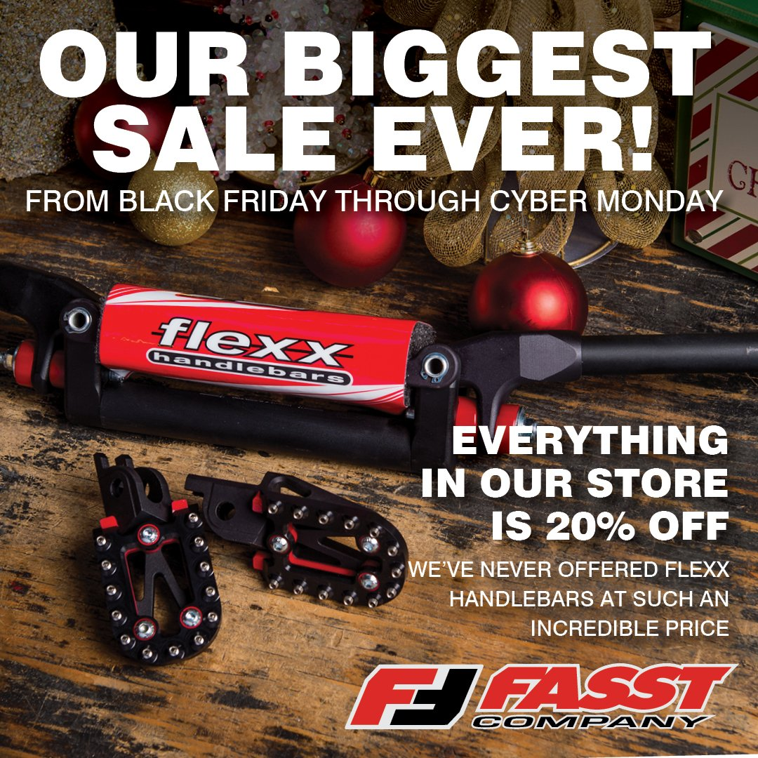 Our biggest sale ever starts this Friday!  #FasstFriday https://t.co/o3Fq7CvA81