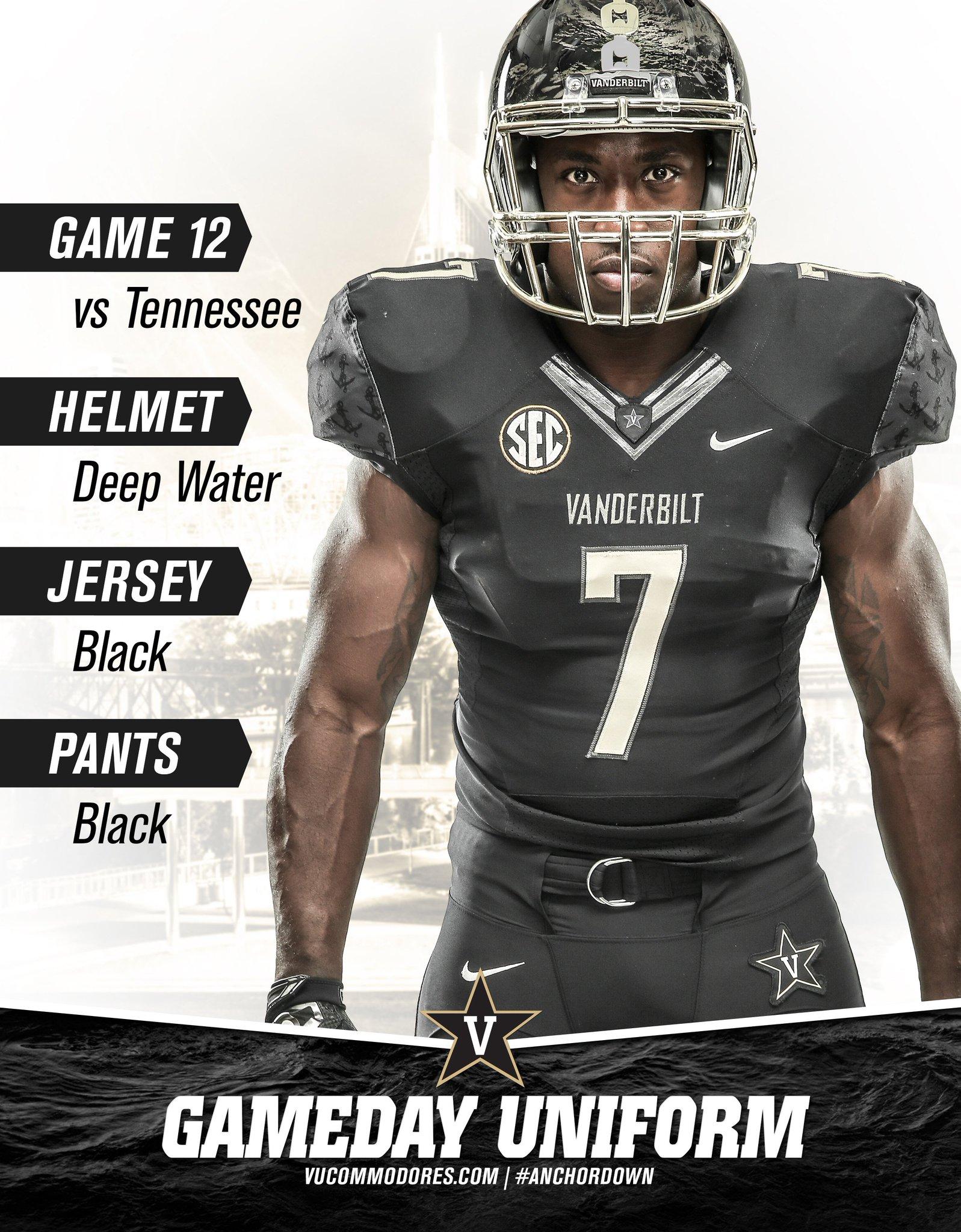 Vanderbilt Football on Twitter