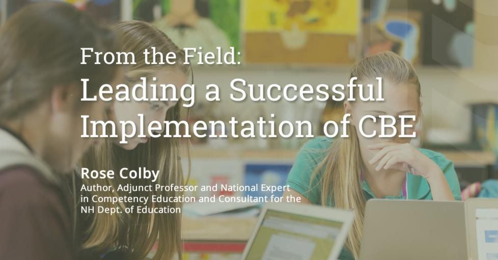 Thumbnail for Introduction to Competency Based Education