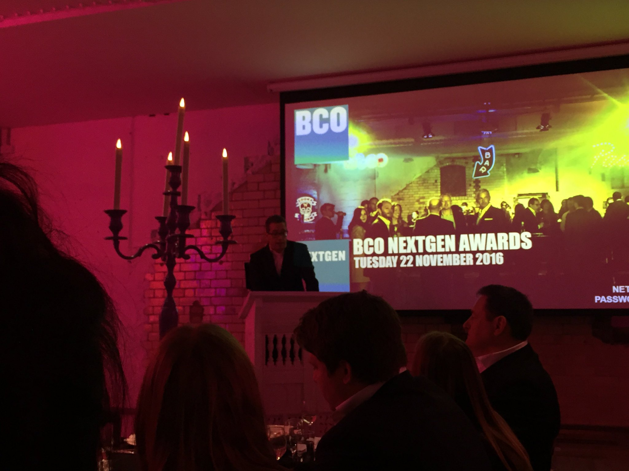 """""""Our involvement [with @BCO_UK] has had a tangible impact on the quality of our office developments"""" M Weiner @UandIplc #BCONextGenAwards https://t.co/pgvWNcw87E"""