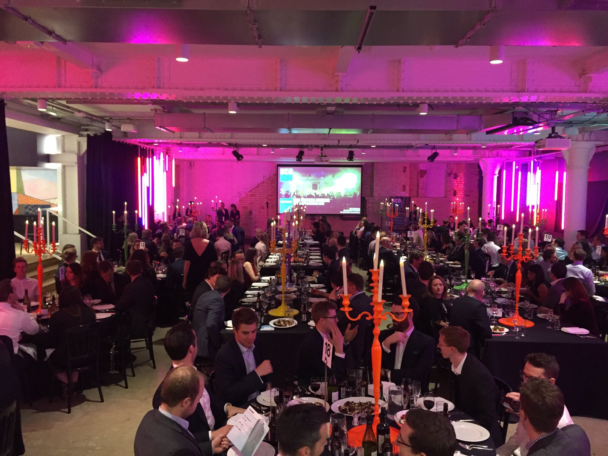 """Tonight @UandIplc is """"home to the next generation of property leaders"""" - M Weiner #BCONextGenAwards https://t.co/pe2IRydhbe"""