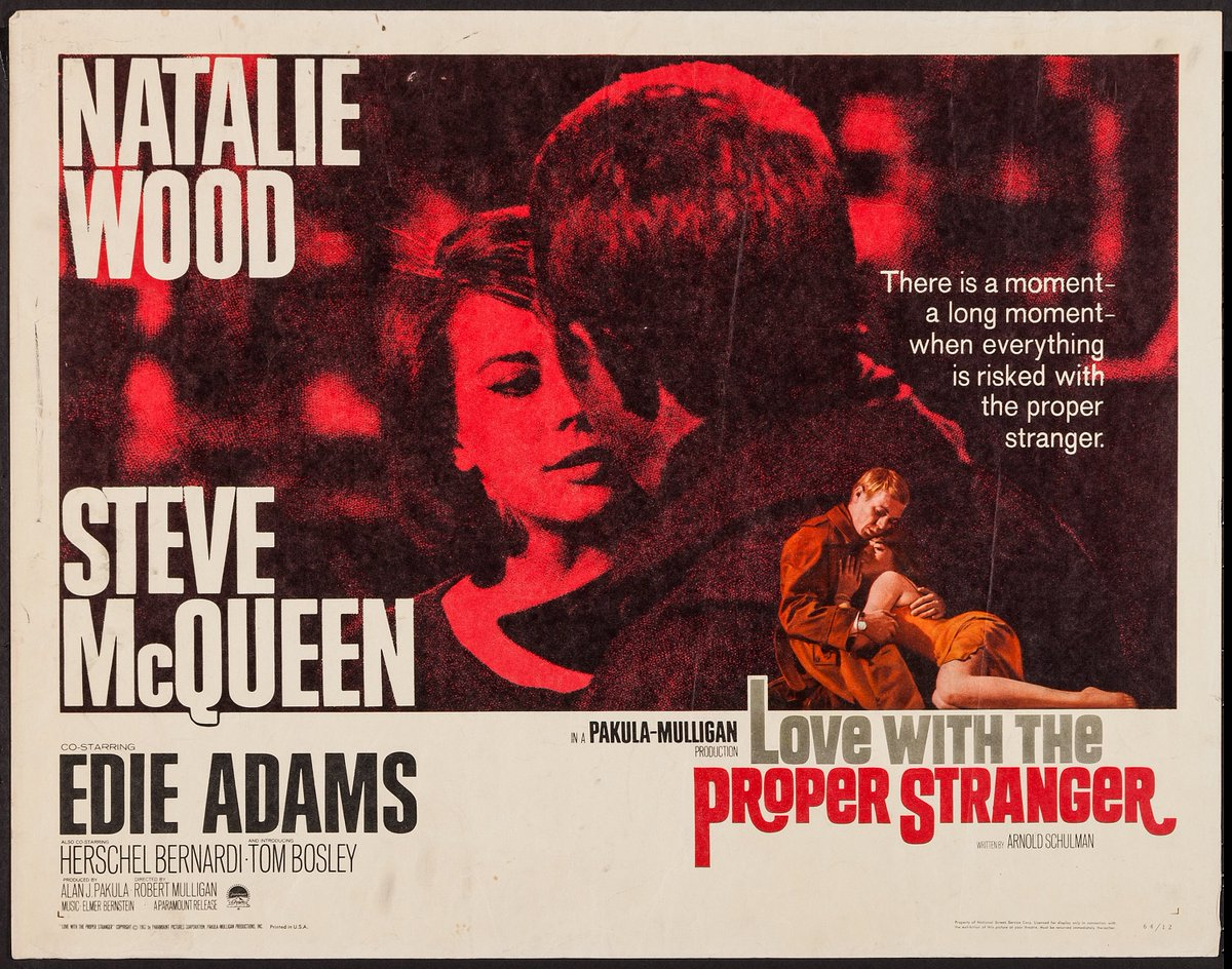 Image result for love with the proper stranger