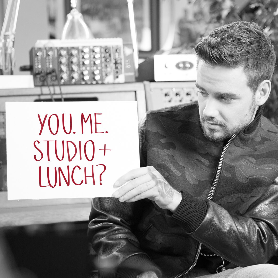 Do you want to chill out with me in the studio and grab a bite to eat? #endAIDS @RED https://t.co/ceLUCXYwiP https://t.co/gqNbDtyyDG