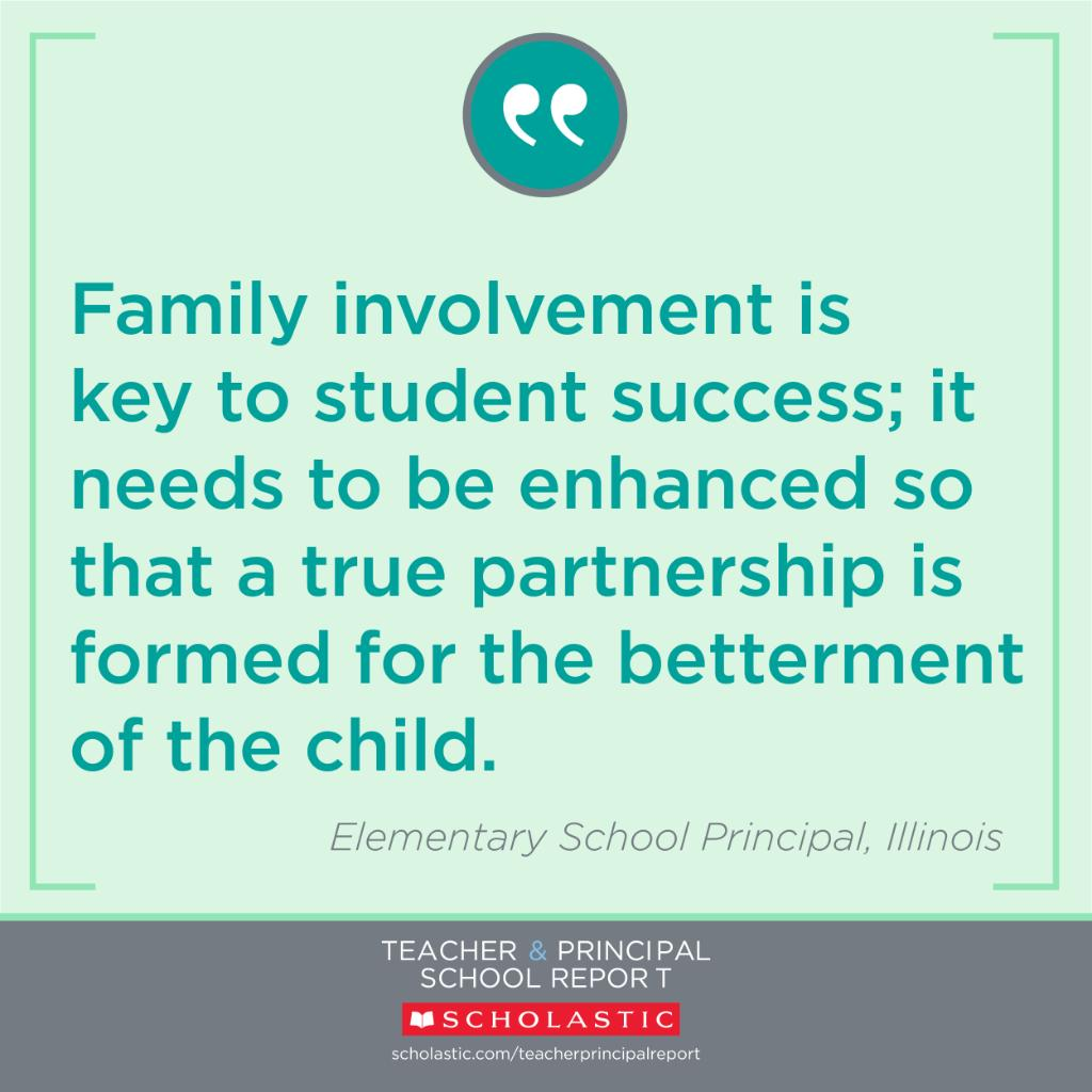 Families & communities are important partners in student learning. Take a look --> https://t.co/9yHujUKizG #TeacherPrincipalReport https://t.co/yMgyEFyLMA