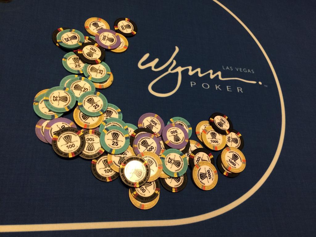 Wynn poker room twitter