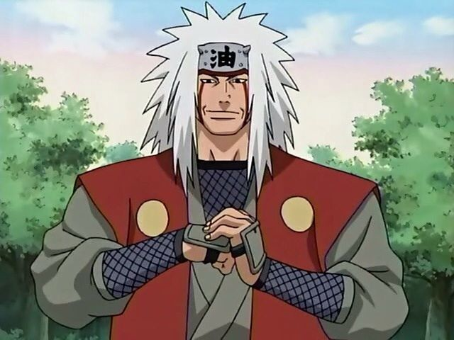 David Lodge On Twitter Ah Most Loyal Fan I Am Truly Honored To Play One Of The Greatest Figures In Anime Fan Tastic Range Of Jiraiya S Personality