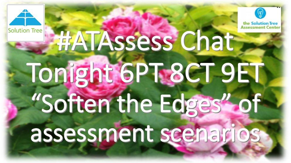 Just a few short hours away. Join us tonight! #ATAssess https://t.co/pZa5AyoOWg