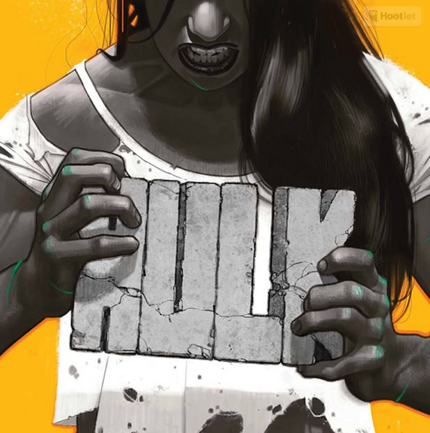 PREVIEWS Prevue: We've scored EXCLUSIVE @NicoLeon_ interior pages to HULK # 1 from @Marvel ! https://t.co/6kev7FpcvJ https://t.co/OmbWOBRVHp