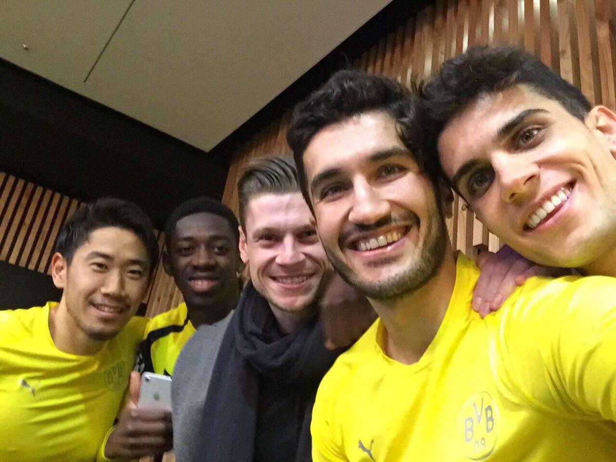 Danke für Eure Unterstützung👍 #sk23 #dortmund #ChampionsLeague #ucl