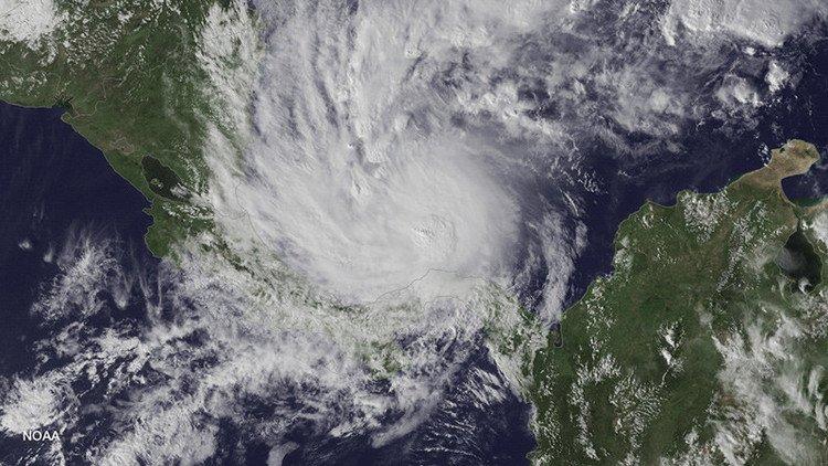 Uragano OTTO: morti a Panama, impatto Nicaragua e Costa Rica