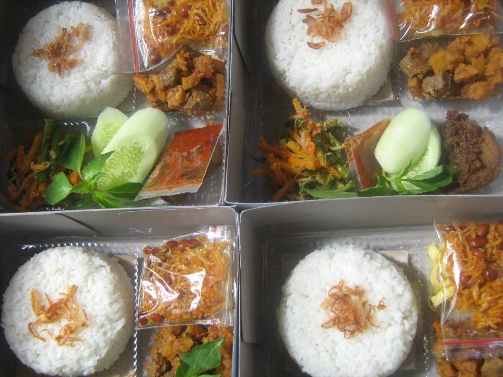 Nasi Kotak Catering Pa Twitter Paket Nasi Box Catering Termurah