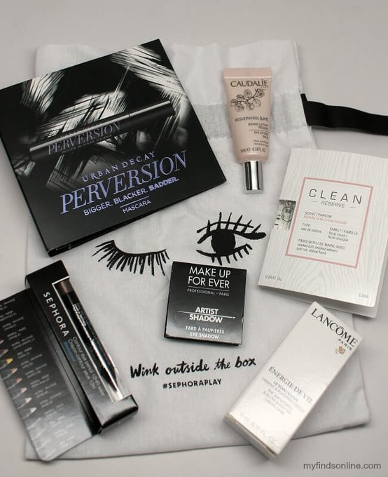 Play By Sephora: August 2016