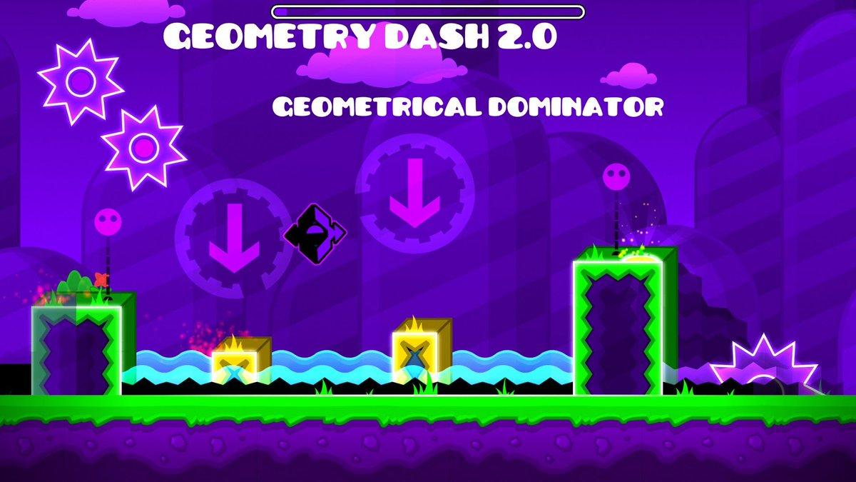 Play Geometry Dash On PC  #playgeometrydashonpc , #geometrydash , #geometrydashgame , #downloadgeometrydash : http://geometrydashfree.net/pic.twitter.com/3bgy2y3WMV