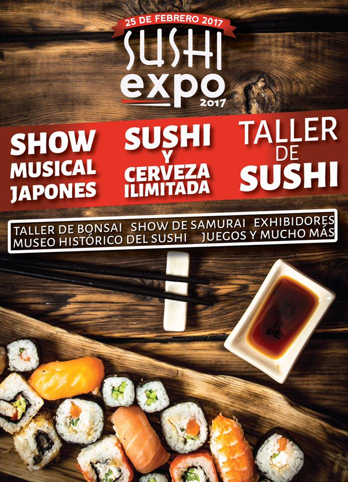 Image result for sushi expo 2017