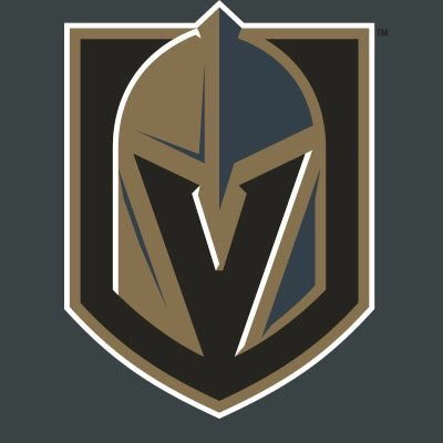 The logo of the Vegas Golden Knights https://t.co/oTnI08Y05t