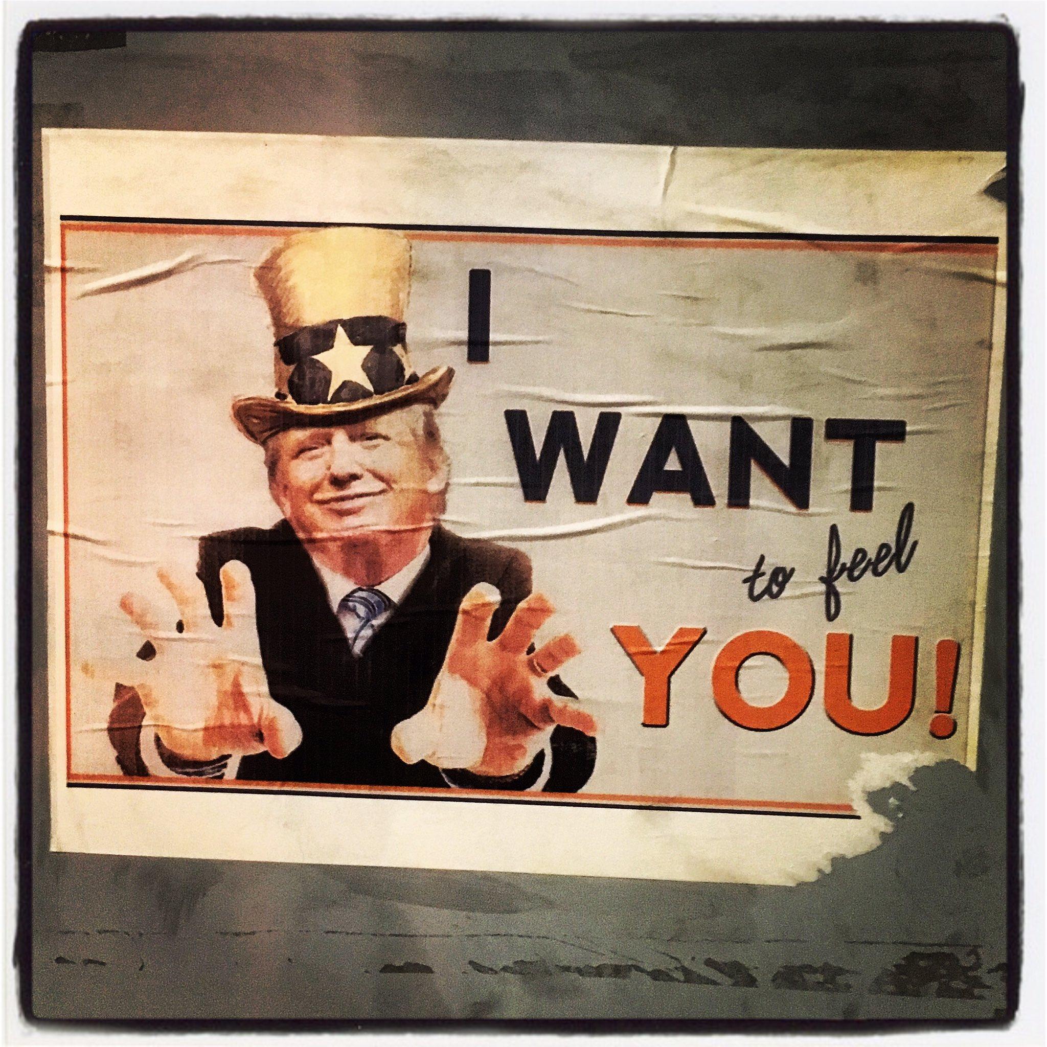 Trump poster No. 2