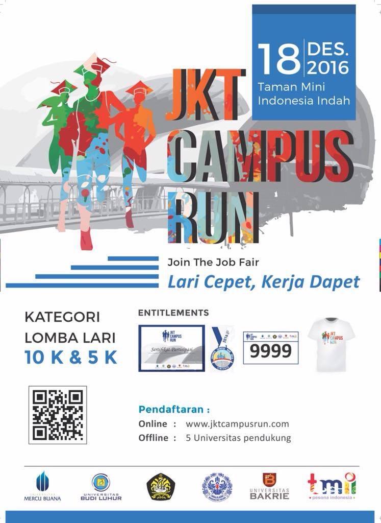 Jakarta Campus Run 2016